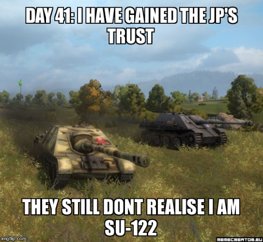 image tagged in world of tanks,panzer,day,german,russians | made w/ Imgflip meme maker