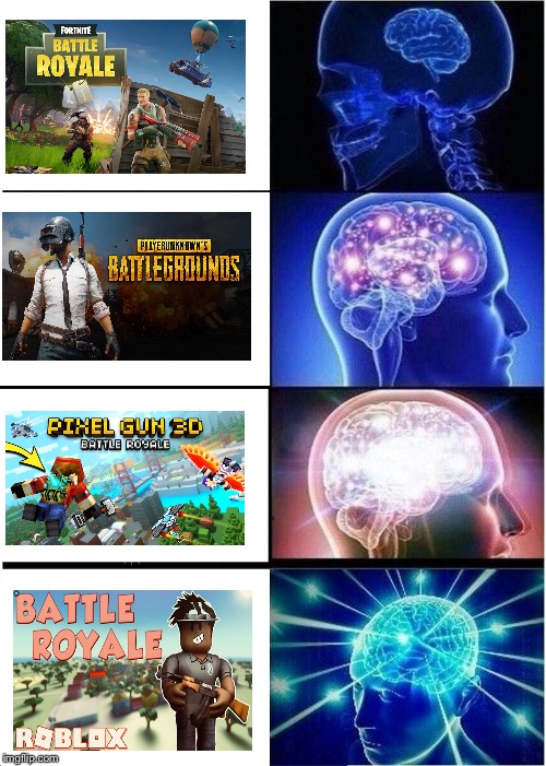 Good Games | image tagged in memes,expanding brain | made w/ Imgflip meme maker