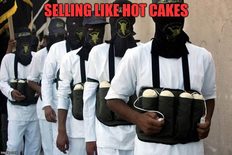 SELLING LIKE HOT CAKES | made w/ Imgflip meme maker