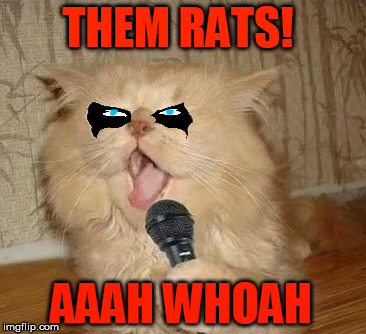 THEM RATS! AAAH WHOAH | made w/ Imgflip meme maker