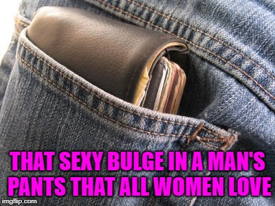 what women want  | THAT SEXY BULGE IN A MAN'S PANTS THAT ALL WOMEN LOVE | image tagged in sexy,bulge | made w/ Imgflip meme maker