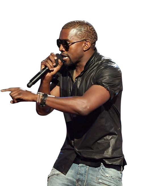 Kanye imma let you finish template