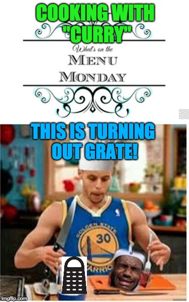"""chef"" curry at his greatest 