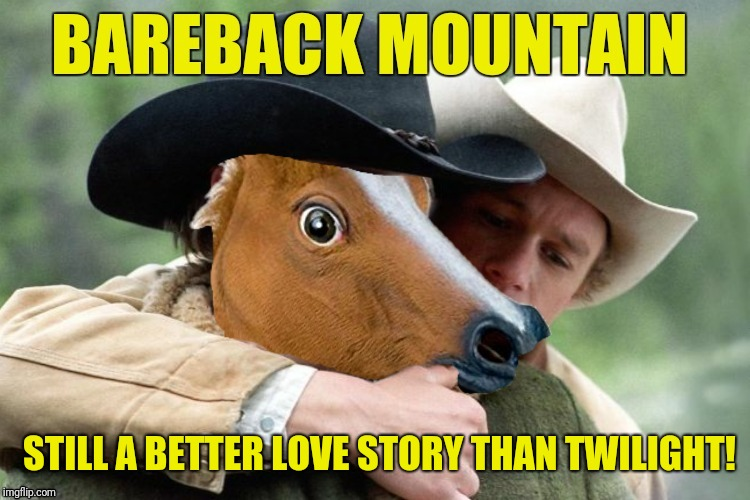 STILL A BETTER LOVE STORY THAN TWILIGHT! | made w/ Imgflip meme maker