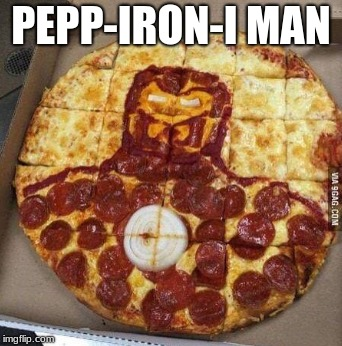 PEPP-IRON-I MAN | made w/ Imgflip meme maker