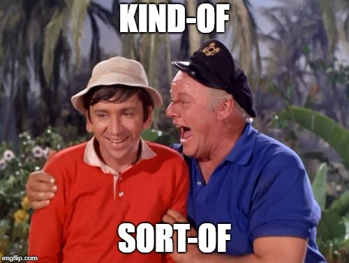 gilligan | KIND-OF SORT-OF | image tagged in gilligan | made w/ Imgflip meme maker