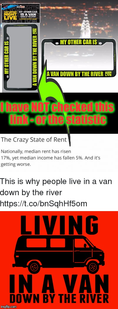 I have NOT checked this link - or the statistic | made w/ Imgflip meme maker