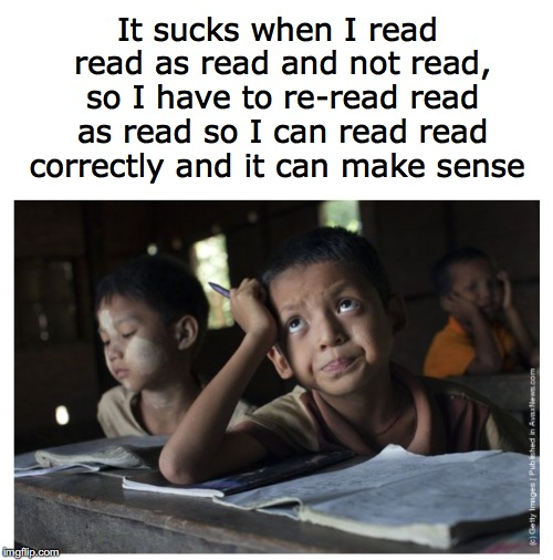 """Tense"" Situation 