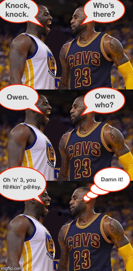 The Finals | . | image tagged in lebron,lebron james,draymond green | made w/ Imgflip meme maker