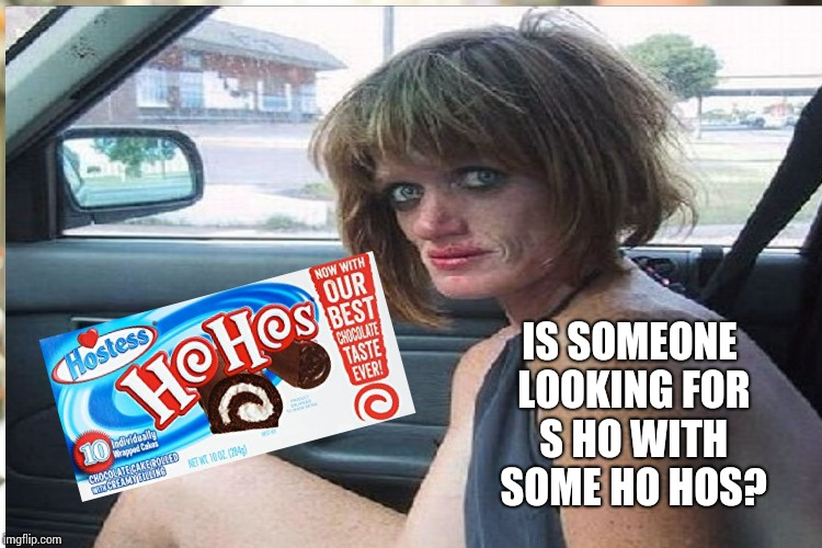 IS SOMEONE LOOKING FOR S HO WITH SOME HO HOS? | made w/ Imgflip meme maker