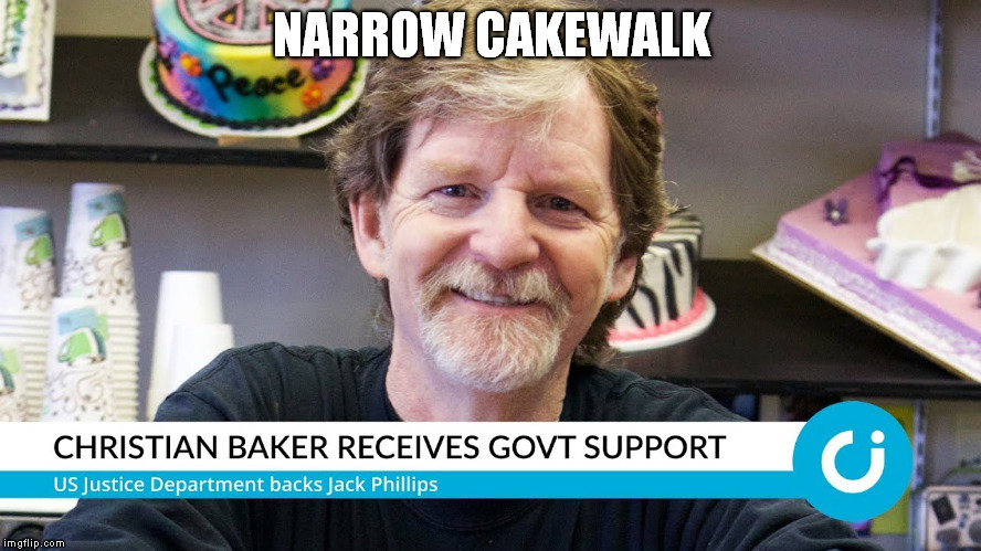 NARROW CAKEWALK | made w/ Imgflip meme maker