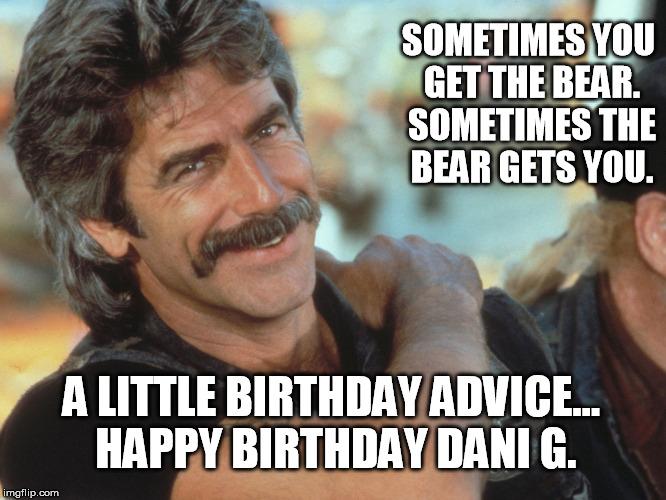 Sam Elliott Birthday Imgflip