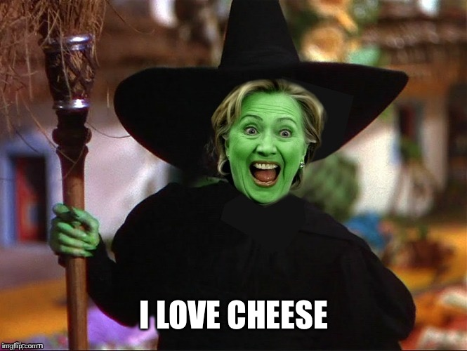 I LOVE CHEESE | image tagged in witchy see lynn ton | made w/ Imgflip meme maker