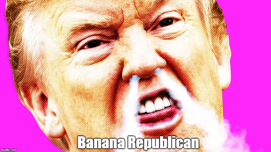 """Image result for """"pax on both houses"""" banana republican"""
