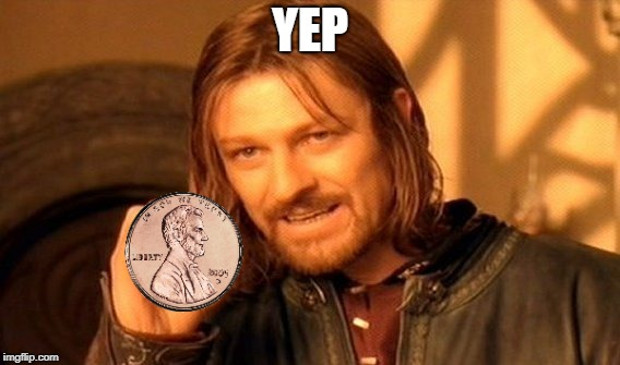 One Does Not Simply Meme | YEP | image tagged in memes,one does not simply | made w/ Imgflip meme maker