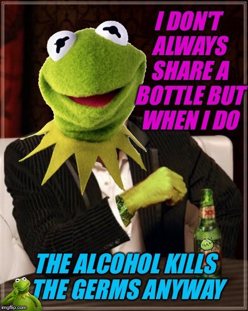 Btbeeston's Bad Photoshop Sunday meets Frog Week June 4-10, a JBmemegeek & giveuahint event! | image tagged in bad photoshop sunday,kermit the frog,frog week,most interesting kermit,the most interesting man in the world | made w/ Imgflip meme maker