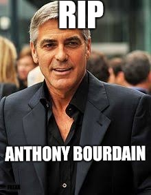 image tagged in anthony clooney | made w/ Imgflip meme maker