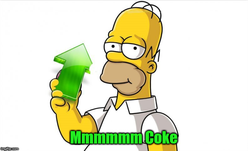 Mmmmmm Coke | made w/ Imgflip meme maker