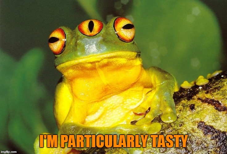 I'M PARTICULARLY TASTY | made w/ Imgflip meme maker