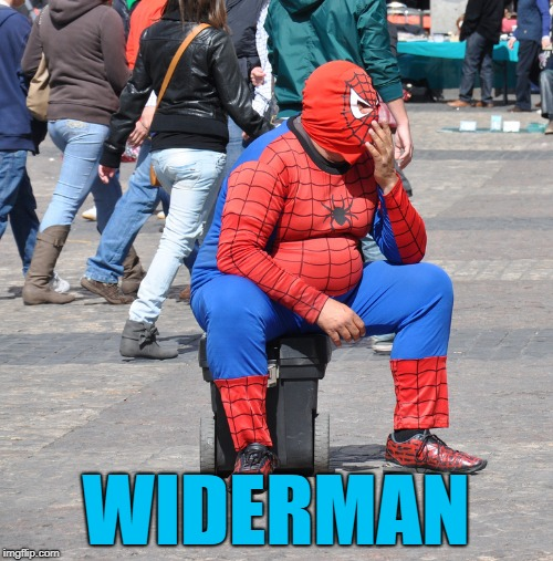 WIDERMAN | made w/ Imgflip meme maker