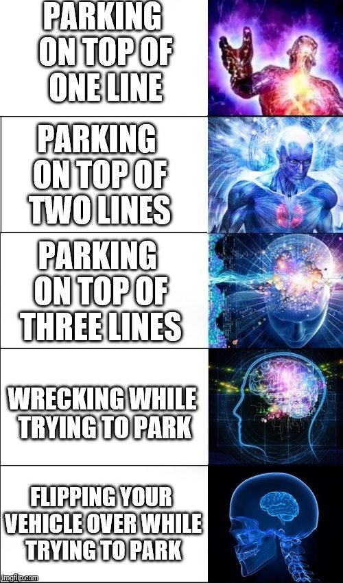 Shrink your mind: West Virginia drivers trying to park their vehicles | image tagged in memes,west virginia,shrink your mind | made w/ Imgflip meme maker