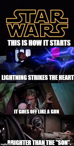 "When Colbie Caillat meets ""Star Wars"" 