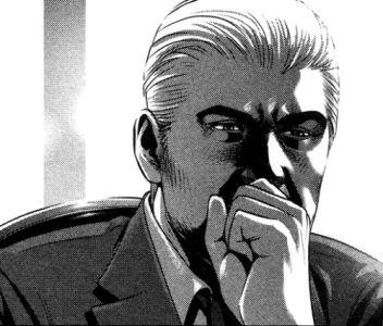 prison school anime guy blank template imgflip