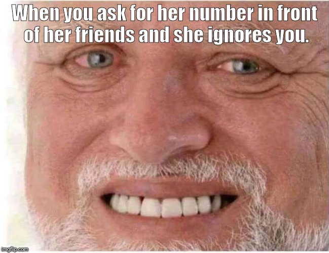Douche | When you ask for her number in front of her friends and she ignores you. | image tagged in chicken nuggets | made w/ Imgflip meme maker