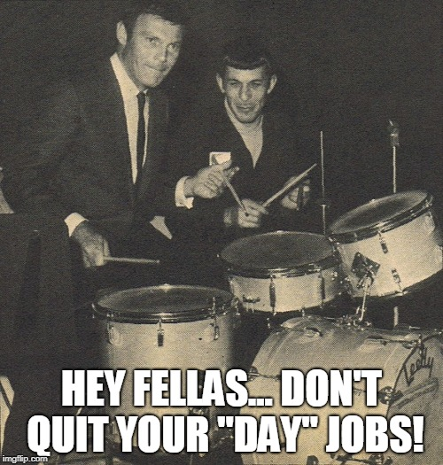 "Bat Trek beat | HEY FELLAS... DON'T QUIT YOUR ""DAY"" JOBS! 