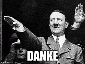 DANKE | made w/ Imgflip meme maker