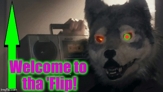 . Welcome to tha 'Flip! | made w/ Imgflip meme maker