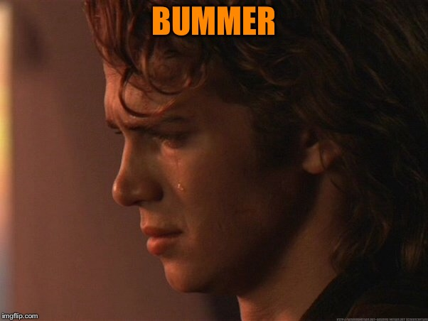 BUMMER | made w/ Imgflip meme maker