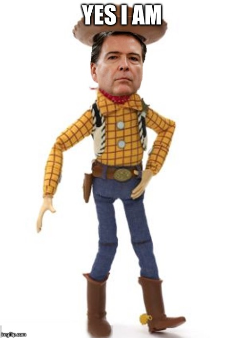 "James ""Woody"" Comey 