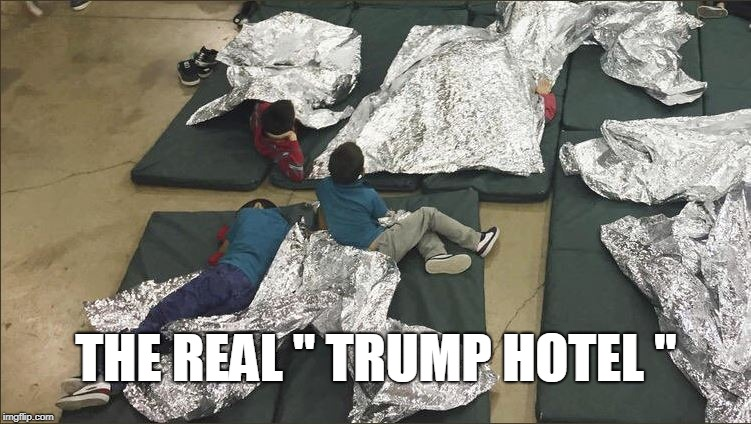 "THE REAL "" TRUMP HOTEL "" 