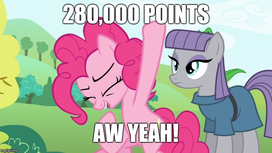 Onto 300k! | 280,000 POINTS AW YEAH! | image tagged in another picture from,memes,aw yeah,points,xanderbrony,imgflip | made w/ Imgflip meme maker