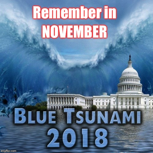 Remember in NOVEMBER | image tagged in bluetsunami18 | made w/ Imgflip meme maker