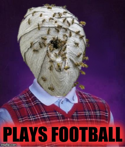 PLAYS FOOTBALL | made w/ Imgflip meme maker