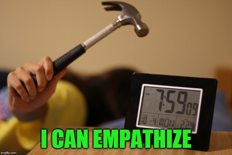 I CAN EMPATHIZE | made w/ Imgflip meme maker