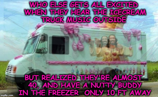 Gather up that couch change im getting a chaco taco  | WHO ELSE GETS ALL EXCITED WHEN THEY HEAR THE ICECREAM TRUCK MUSIC OUTSIDE BUT REALIZED THEY'RE ALMOST 40, AND HAVE A NUTTY BUDDY IN THE FREE | image tagged in ice cream lord,icecream,memes,funny,summertime | made w/ Imgflip meme maker