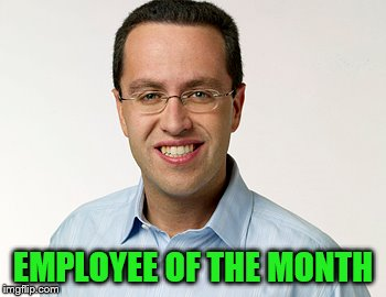 EMPLOYEE OF THE MONTH | made w/ Imgflip meme maker