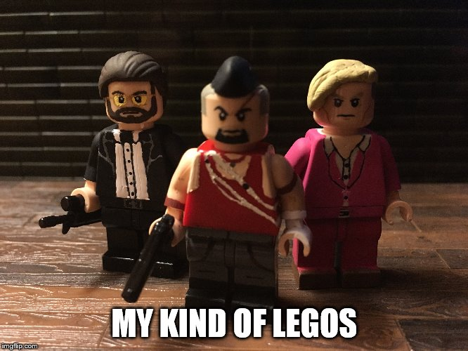 Far Cry but smaller | MY KIND OF LEGOS | image tagged in far cry,legos | made w/ Imgflip meme maker