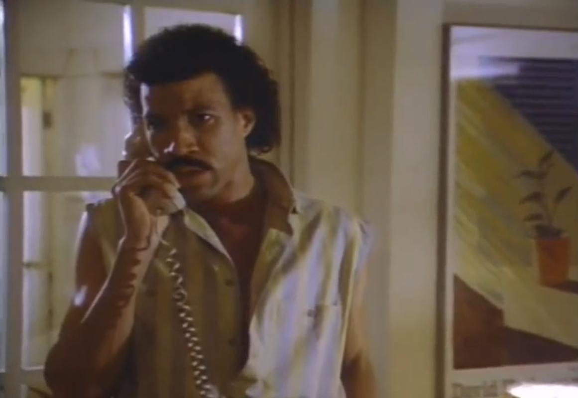 Lionel Richie Hello Blank Template Imgflip