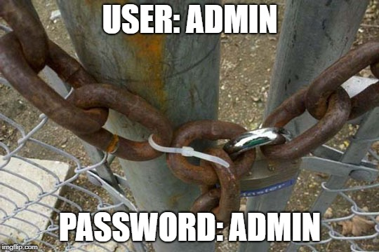 security fail strong password