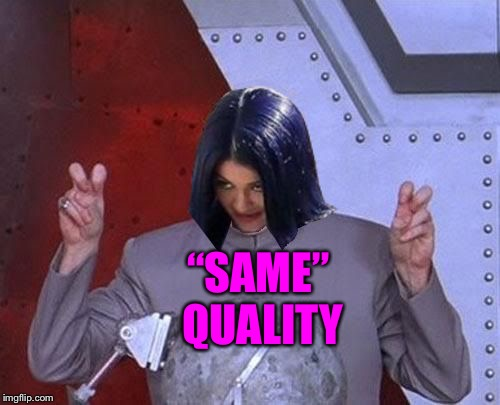 "Dr Evil Mima | ""SAME"" QUALITY 