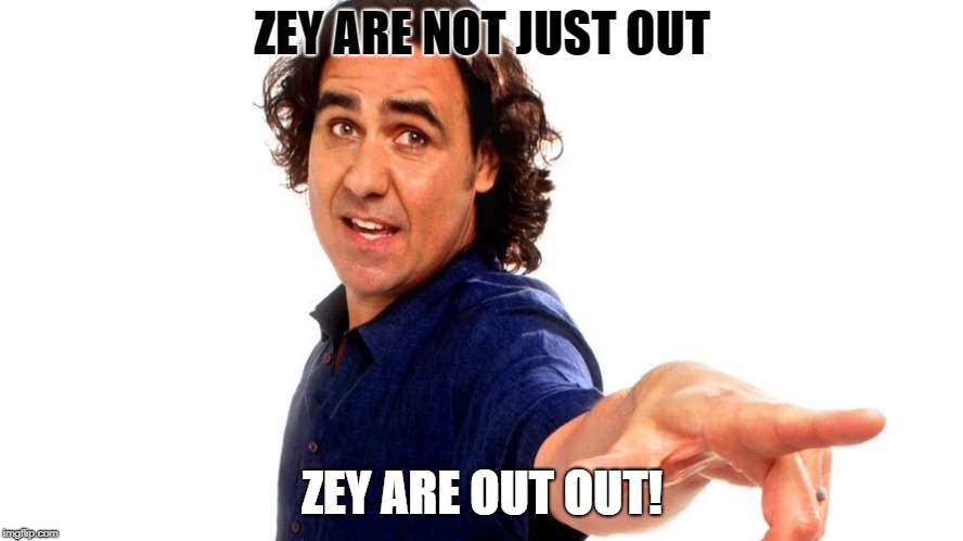 Germany World Cup Out Out! | ZEY ARE NOT JUST OUT ZEY ARE OUT OUT! | image tagged in micky flanagan out out,memes,germany,world cup,england,russia | made w/ Imgflip meme maker