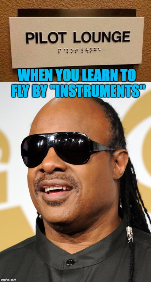 "Piano Pilot | WHEN YOU LEARN TO FLY BY ""INSTRUMENTS"" 