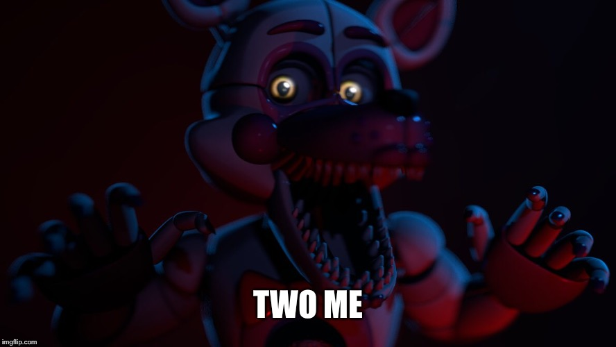 TWO ME | made w/ Imgflip meme maker