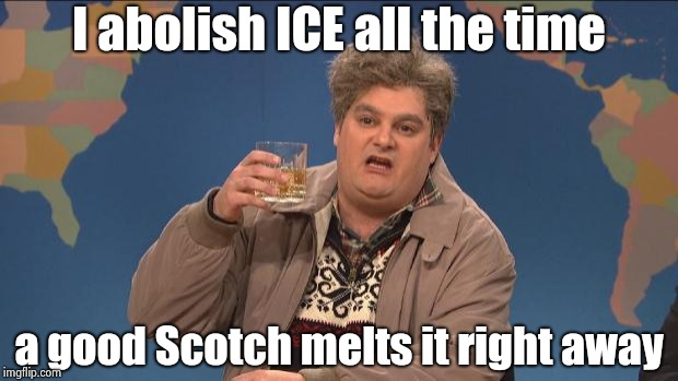 "The only way ""Abolish ICE"" makes any sense 