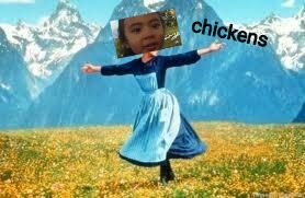 Look At All These Meme | chickens | image tagged in memes,look at all these,chickens | made w/ Imgflip meme maker