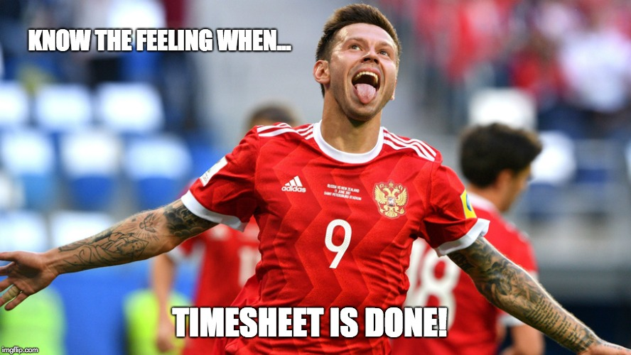 football timesheet reminder | KNOW THE FEELING WHEN... TIMESHEET IS DONE! | image tagged in timesheet reminder,football timesheet reminder,timesheet meme | made w/ Imgflip meme maker